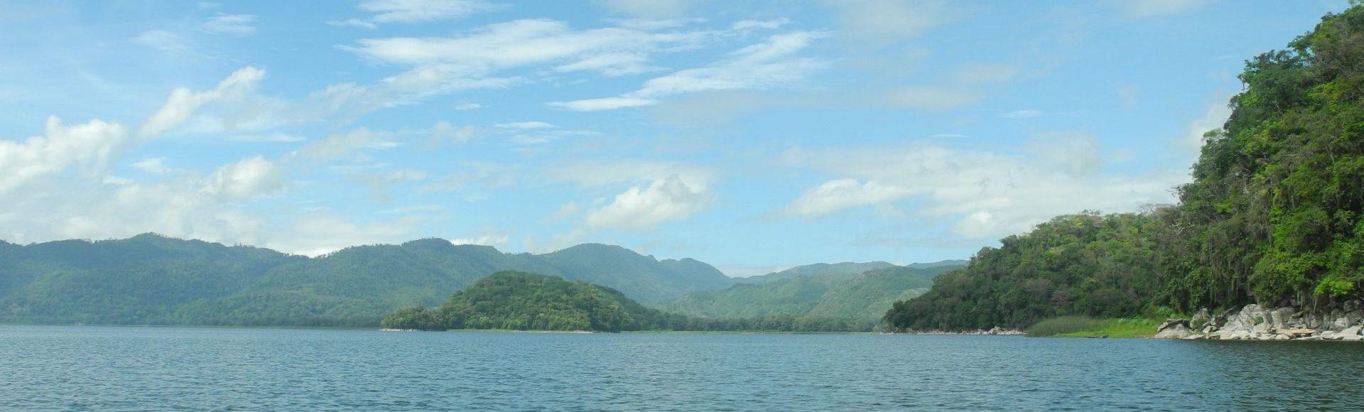 Mise au vert au Lago de Yojoa