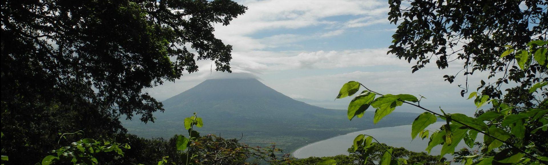Isla de Ometepe : y a pas le feu au lac !