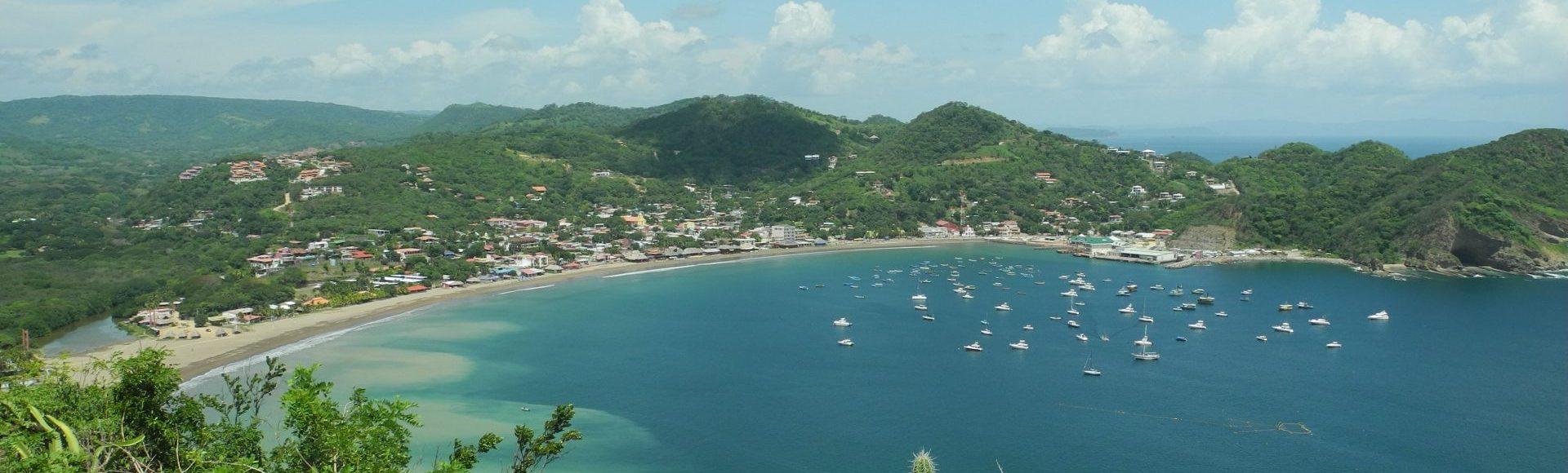 San Juan del Sur(f), ville d'occident