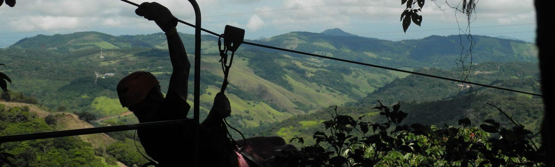 Monteverde, la tête dans les nuages