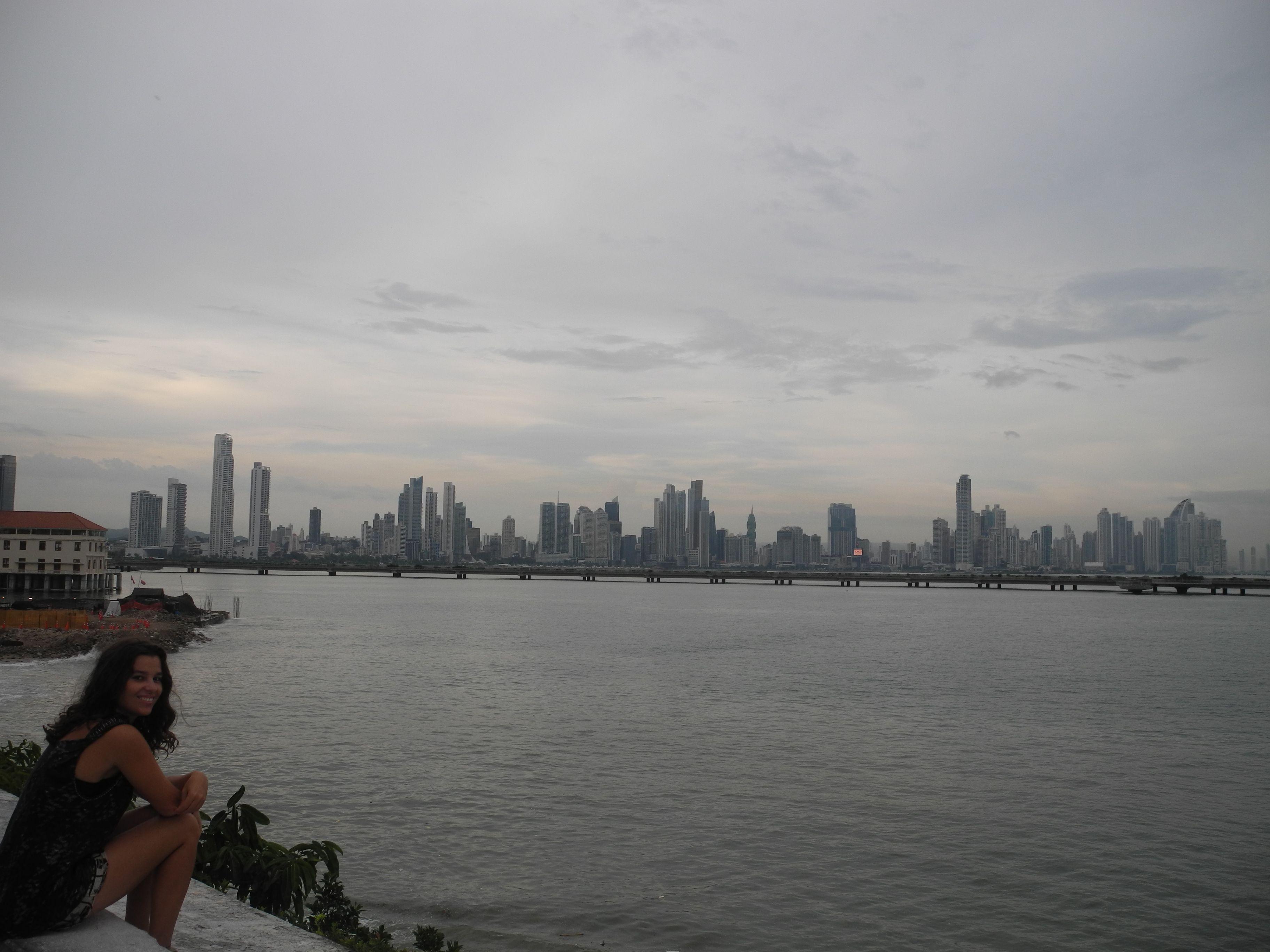 Semaine de grisaille au Panama