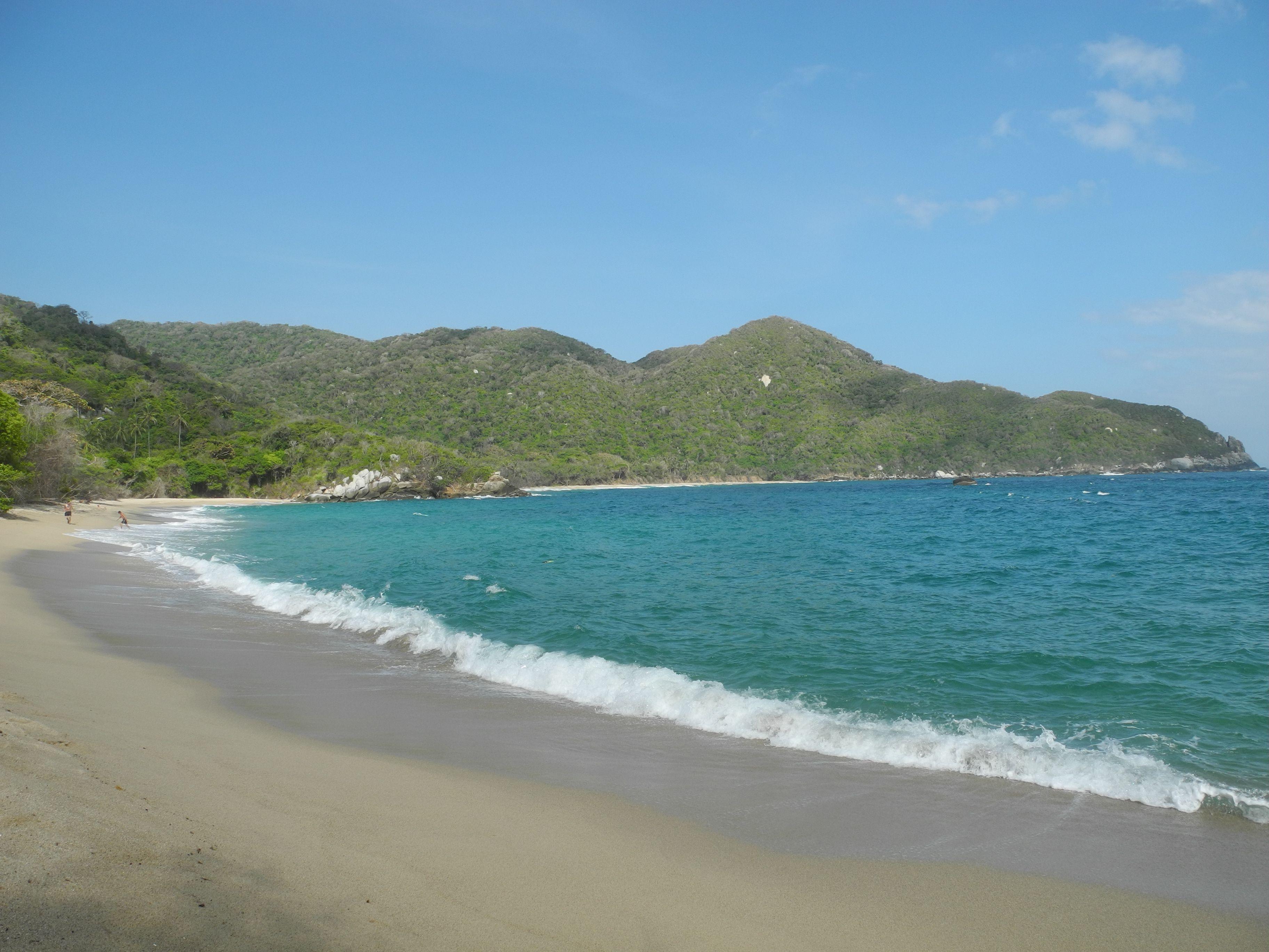 Caraïbe nature : Minca, Taganga, Tayrona
