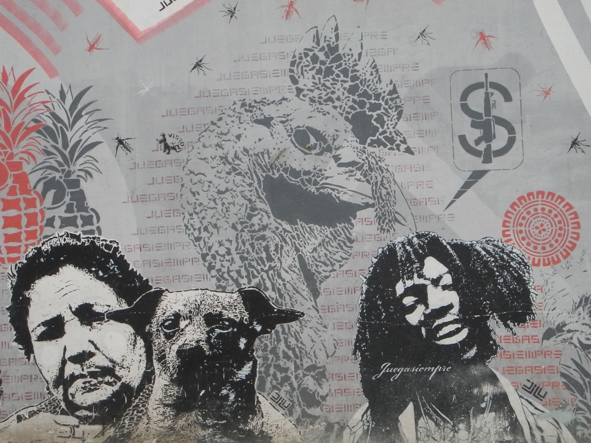 De l'art et de l'or à Bogota !
