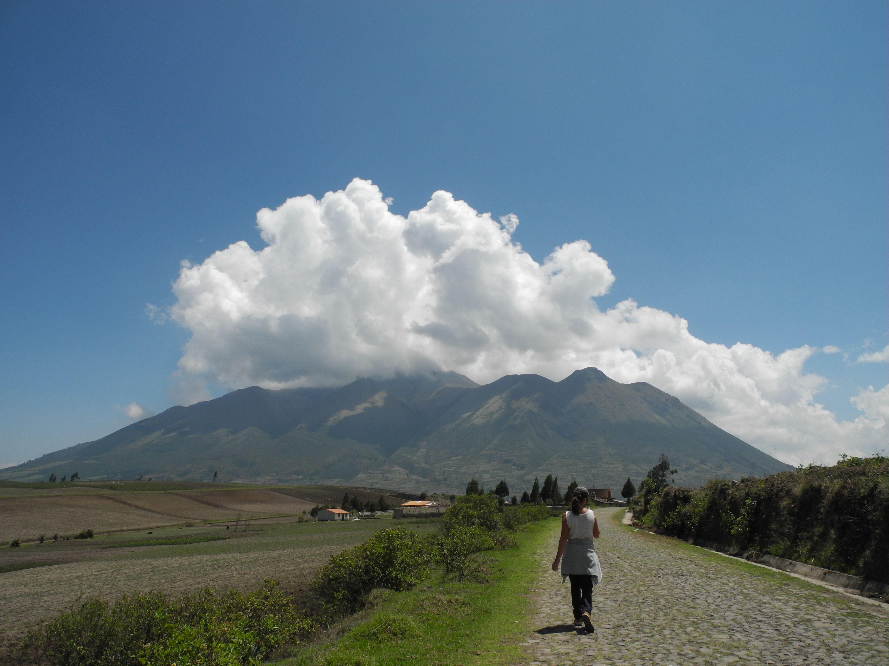 Premiers pas en Equateur: Otavalo et Quito