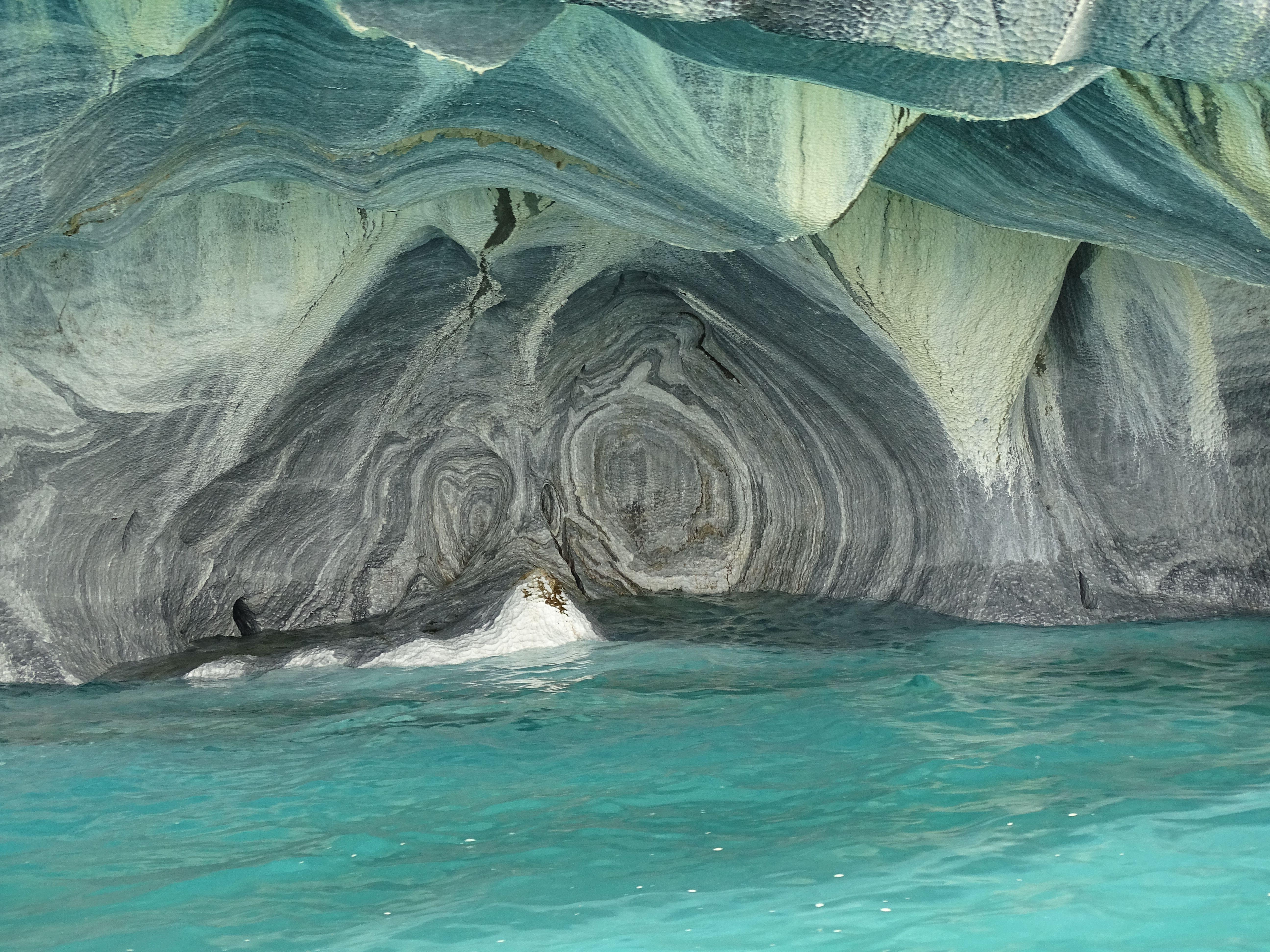 Puerto Rio Tranquilo : du marbre et de la glace