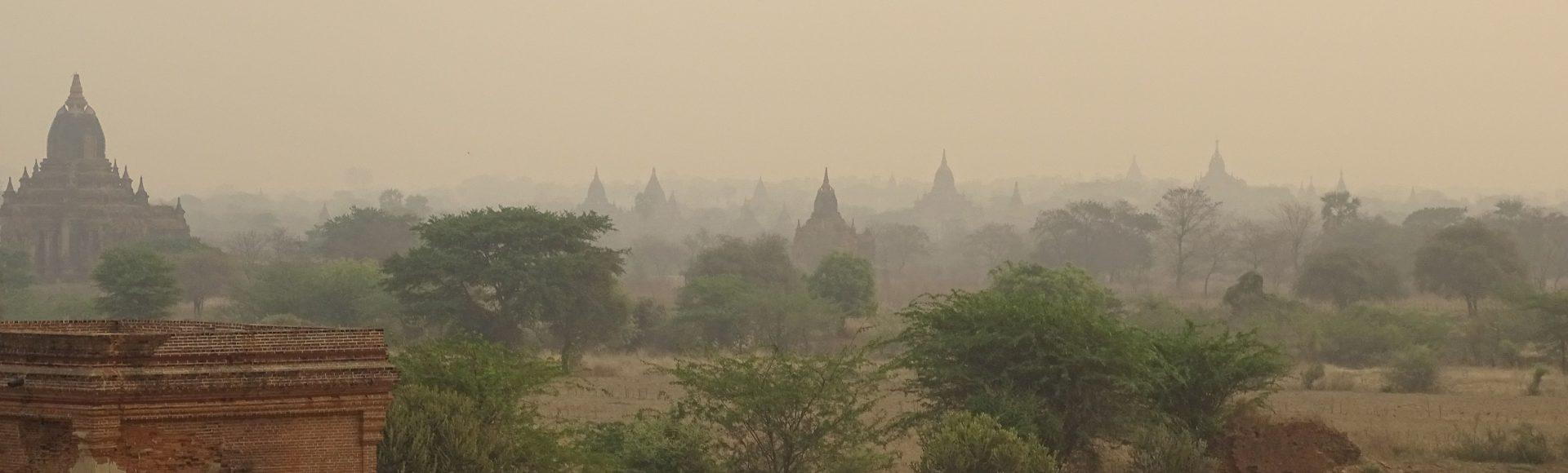 Débuts difficiles au Myanmar : Yangon et Bagan
