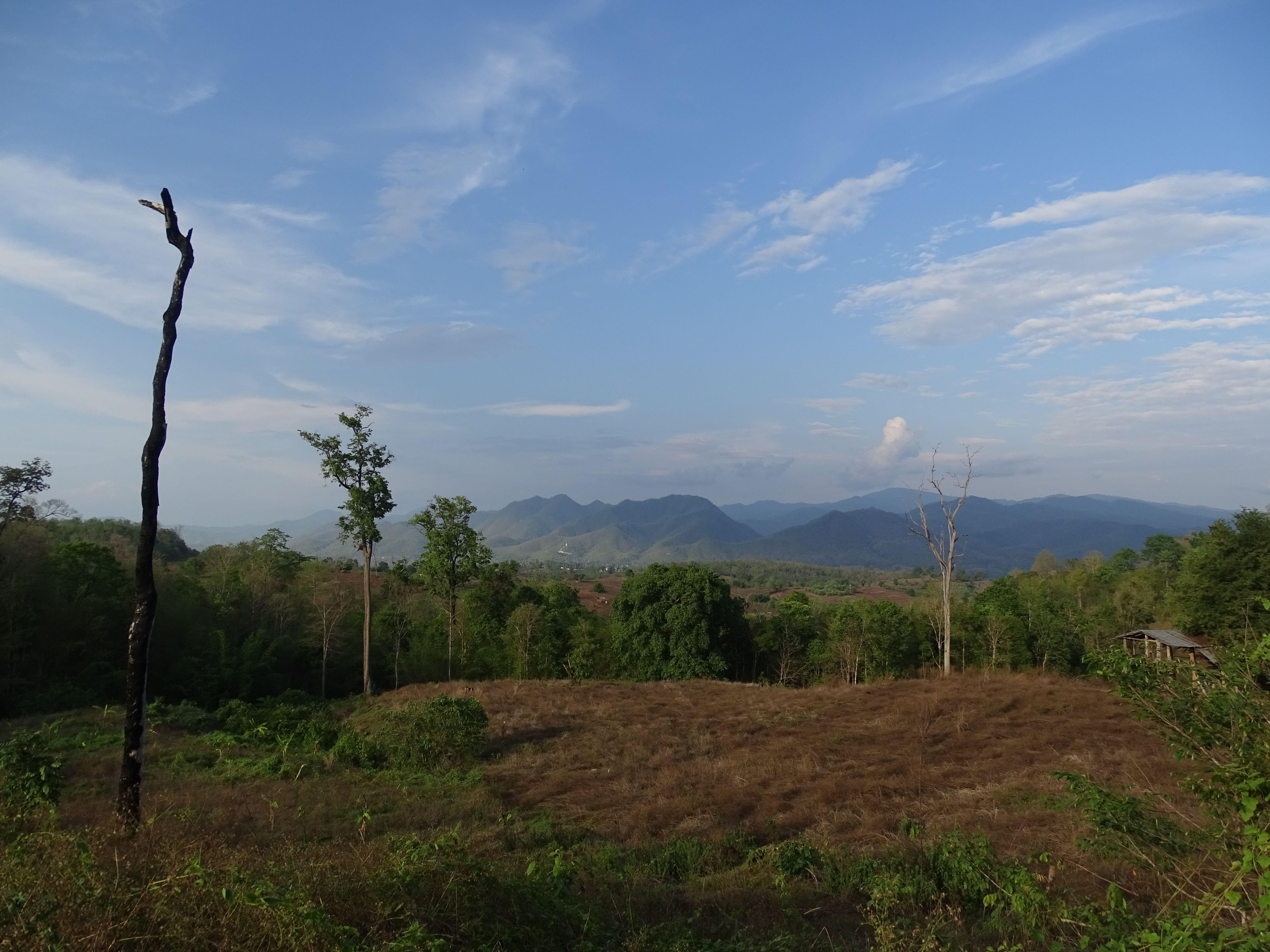 Hit the road dans le nord de la Thaïlande!