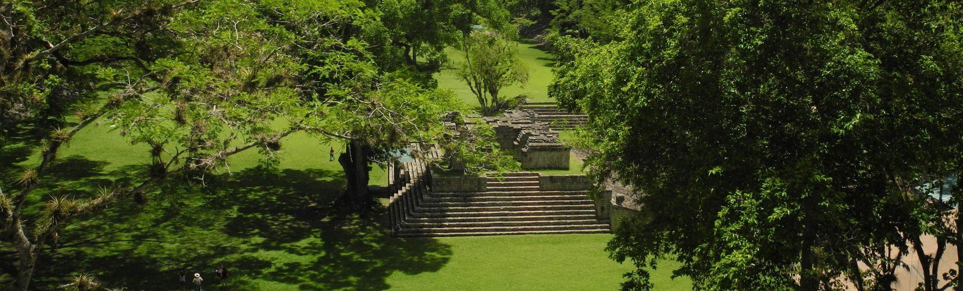 Sur les traces des Mayas à Copan