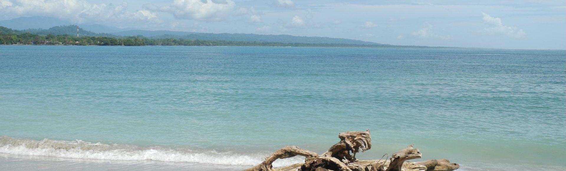 Cahuita, les Caraïbes françaises