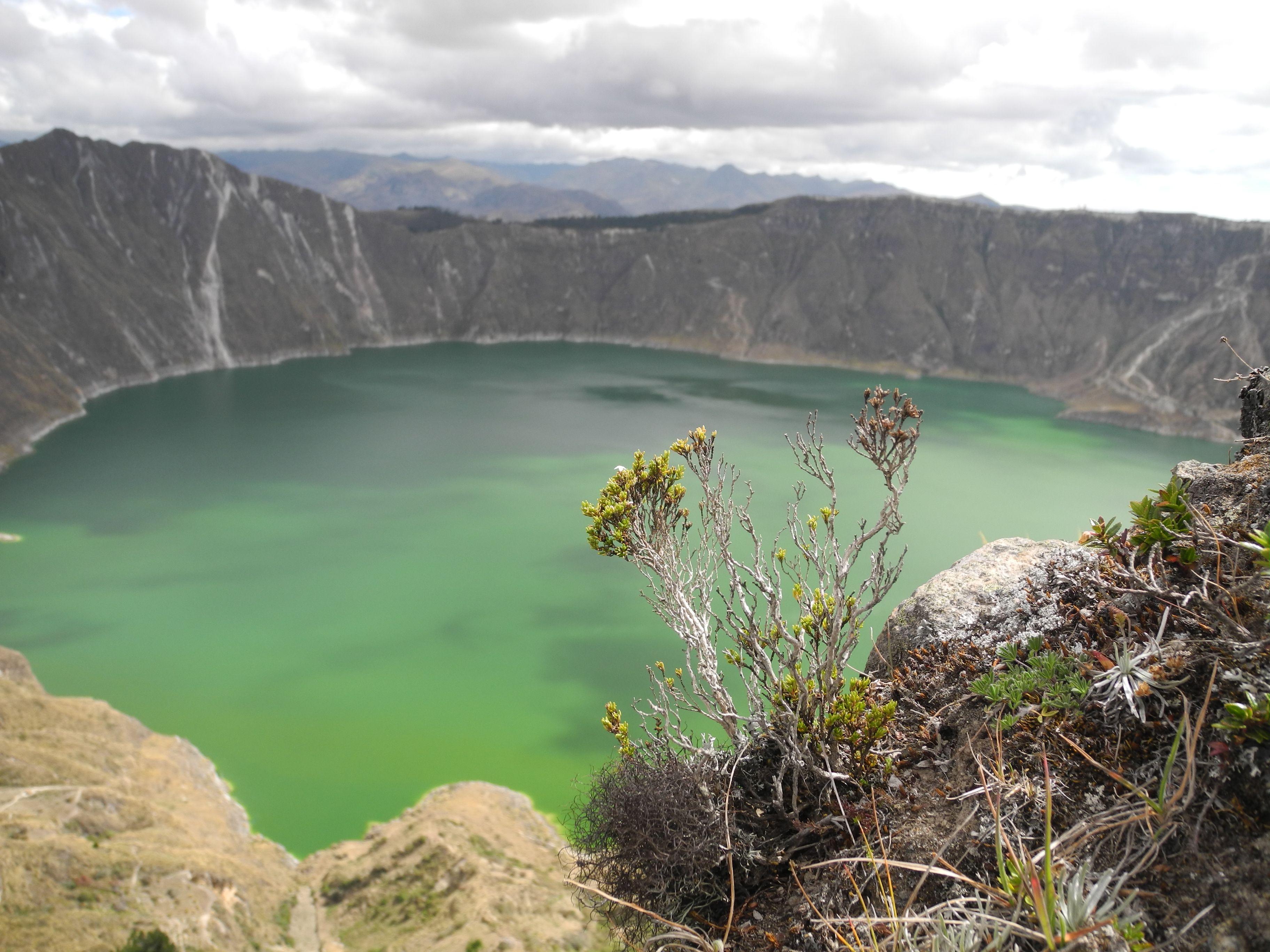 Randos et repos de Latacunga à Cuenca