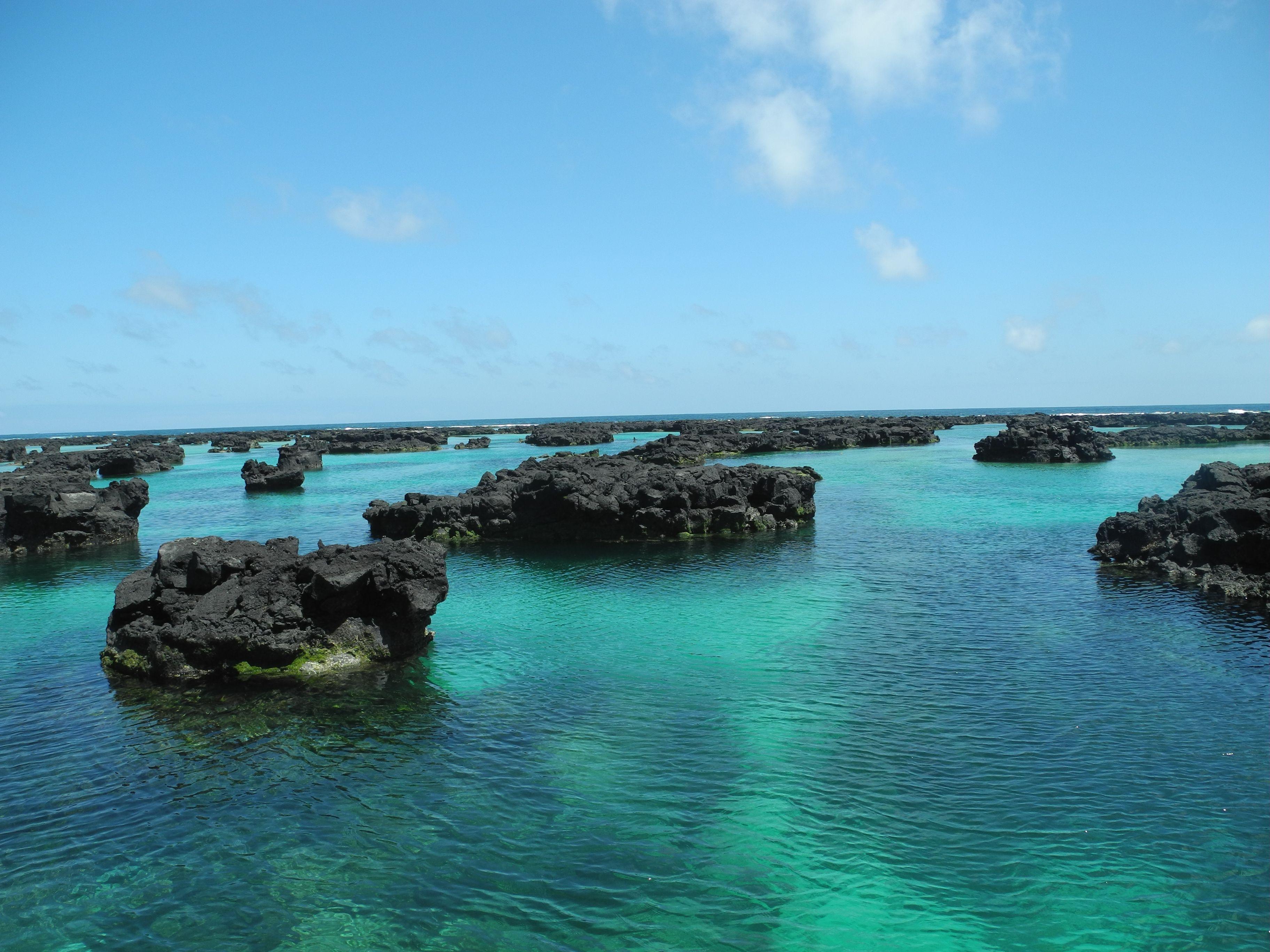 Sauter d'île en île aux Galapagos