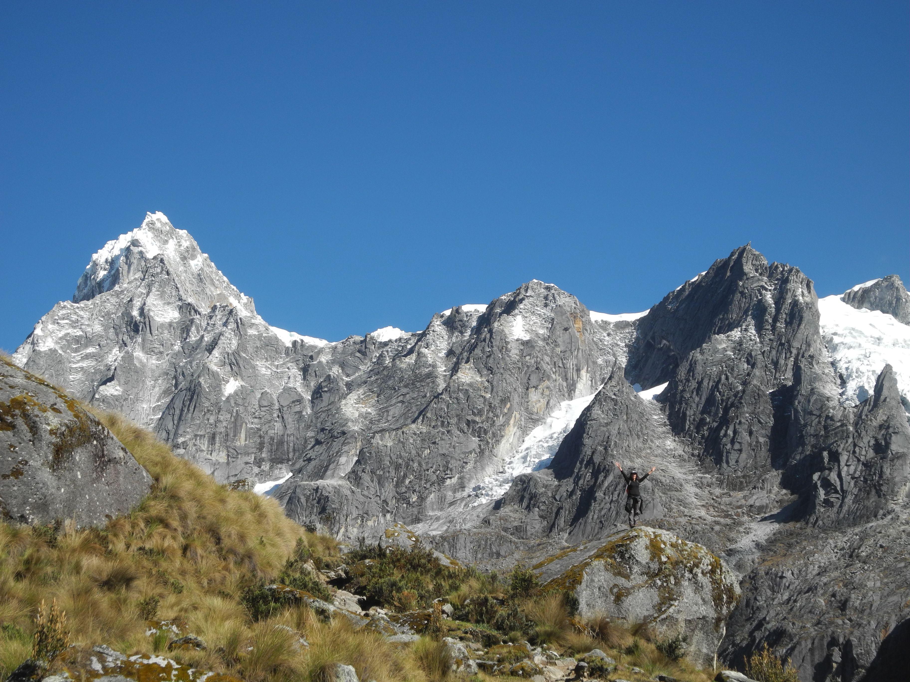 Randonnées de haut niveau à Huaraz
