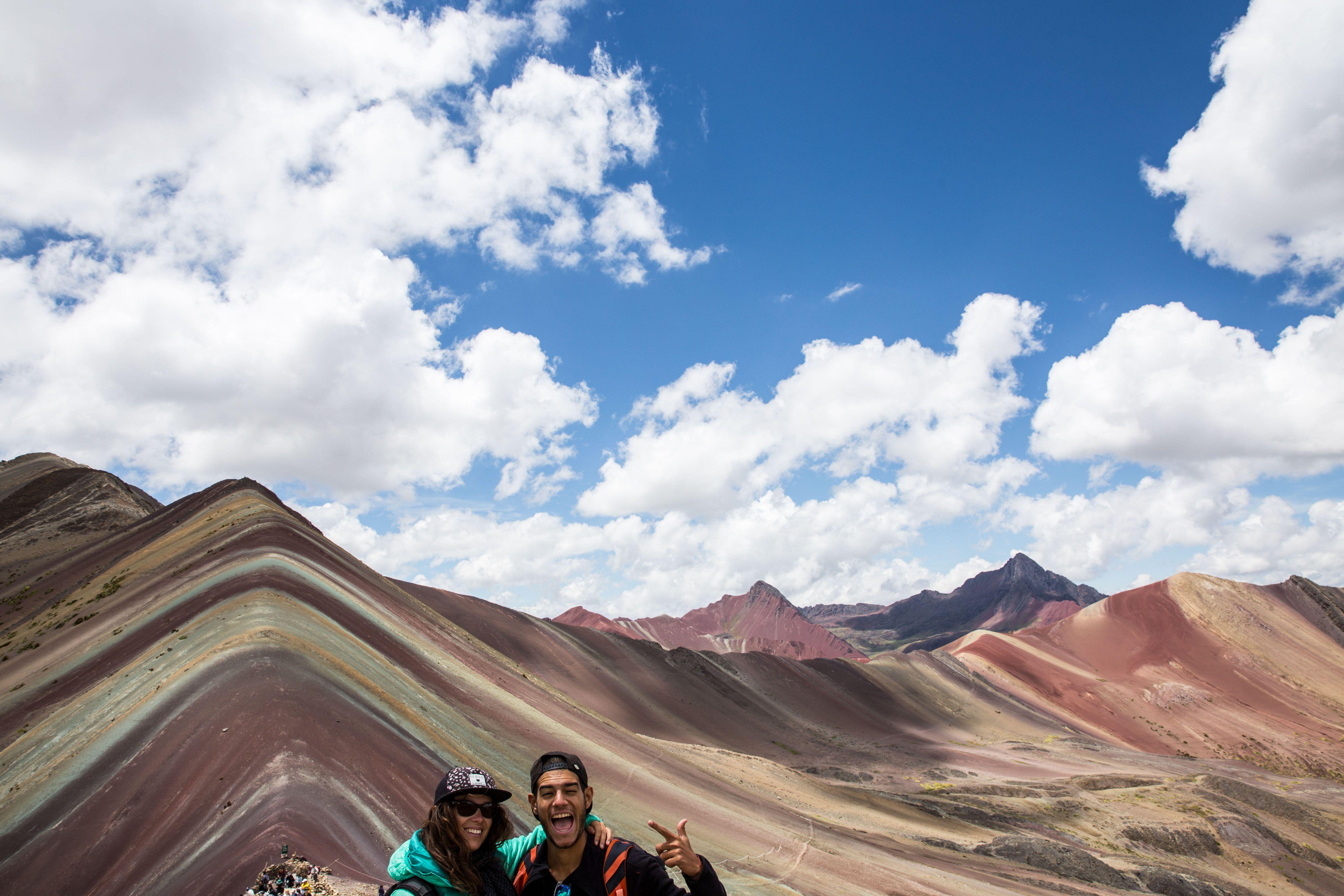 Cusco : archéo et arc-en-ciel