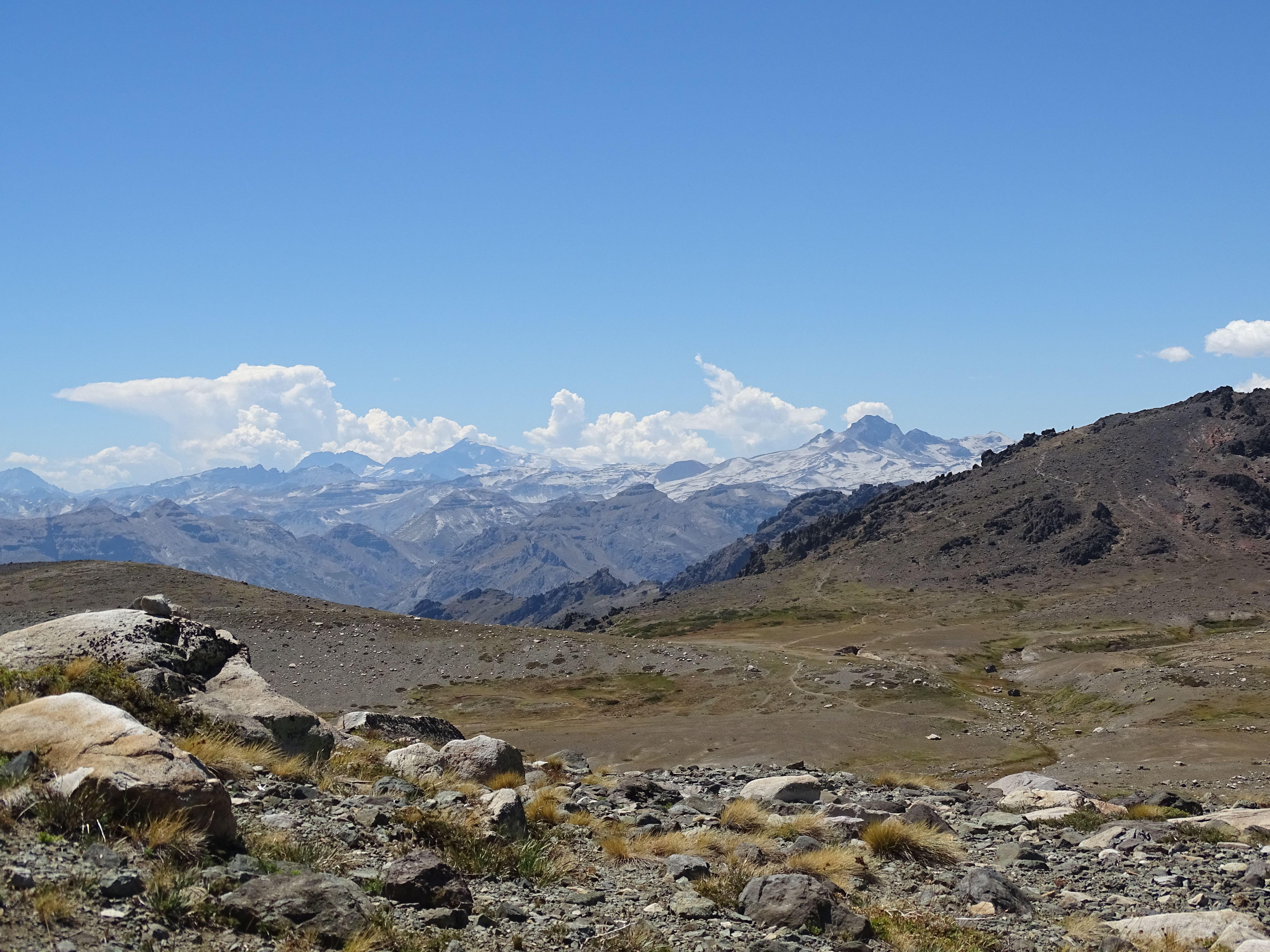 Sur la route de Santiago : Chaiten, Chiloé et Talca
